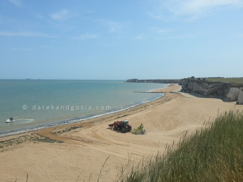 Top beaches near me from London - Margate, Kent
