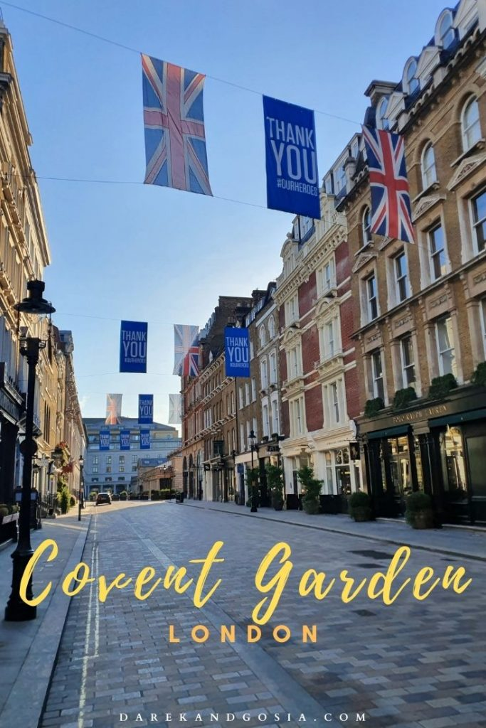Top things to do in Covent Garden London