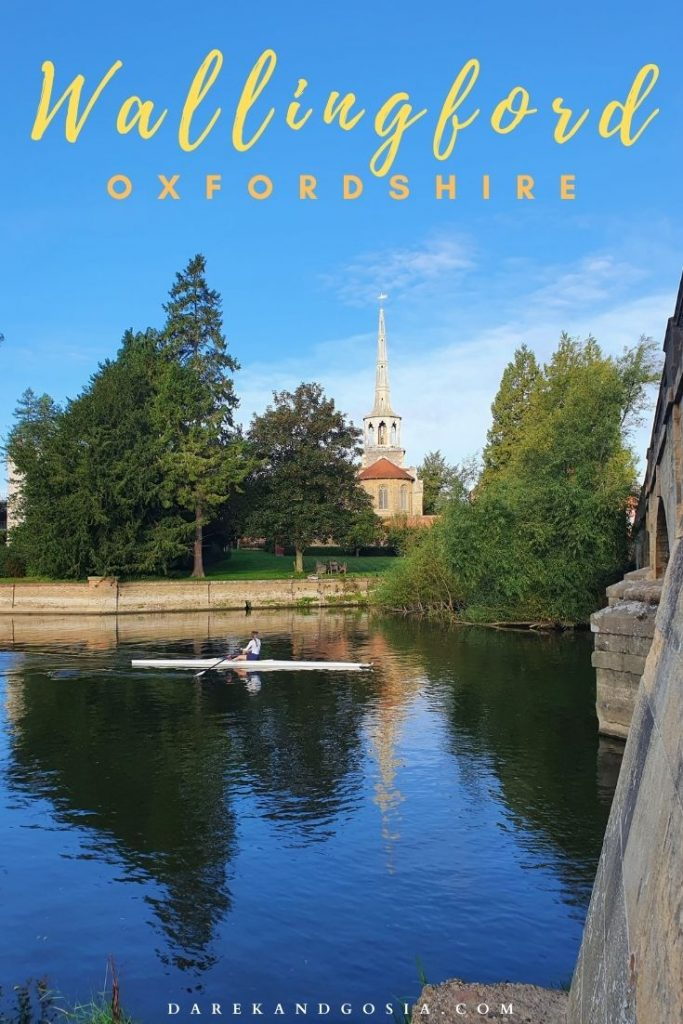 Wallingford in Oxfordshire