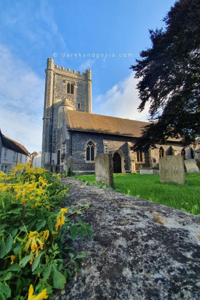 What to see in Wallingford - St Mary Le More