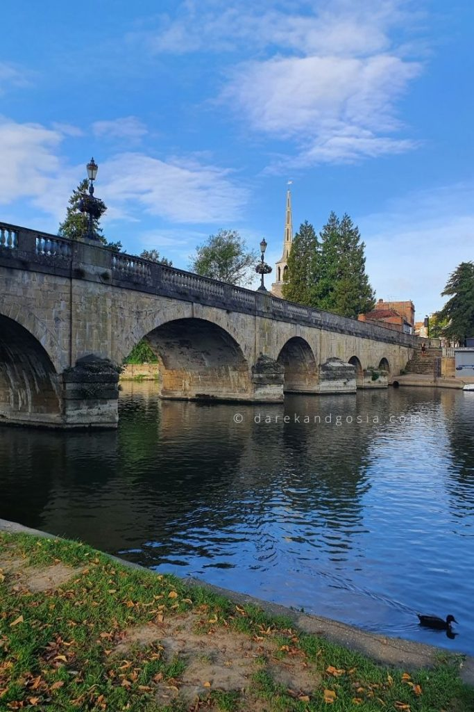 What to see in Wallingford - Wallingford Bridge