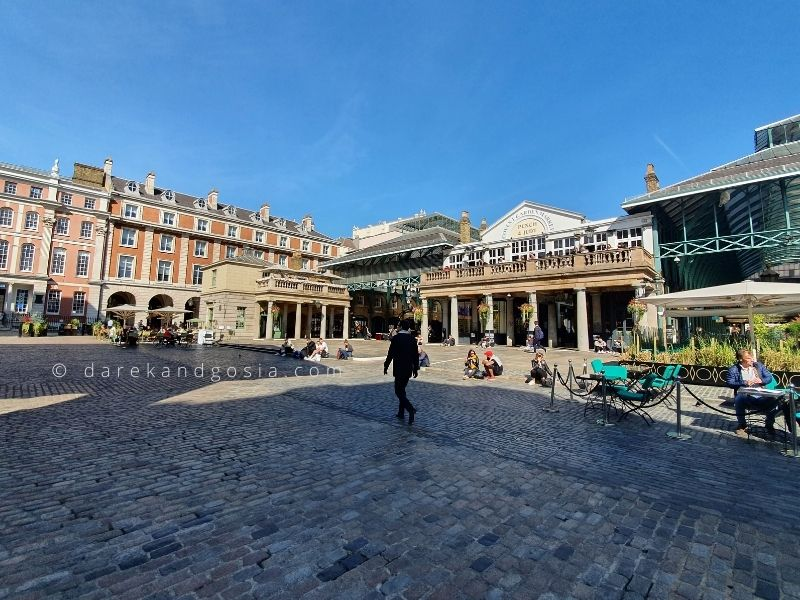 Where is Covent Garden London
