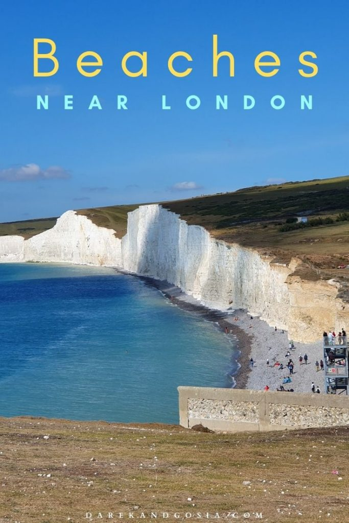 Where to find the best beaches near London