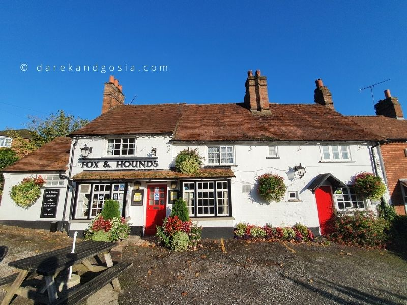 Best things to do in Chalfont St Giles - Fox & Hounds