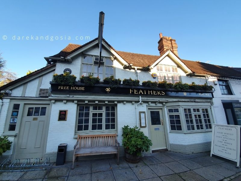 Best things to do in Chalfont St Giles - The Feathers