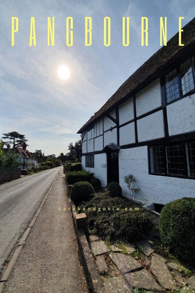 Best things to do in Pangbourne Berkshire