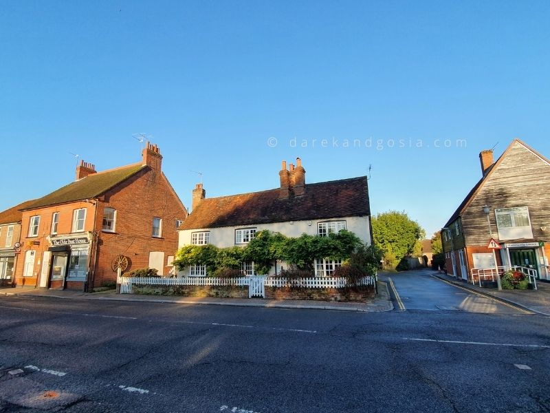 Is it worth visiting Chalfont St Giles