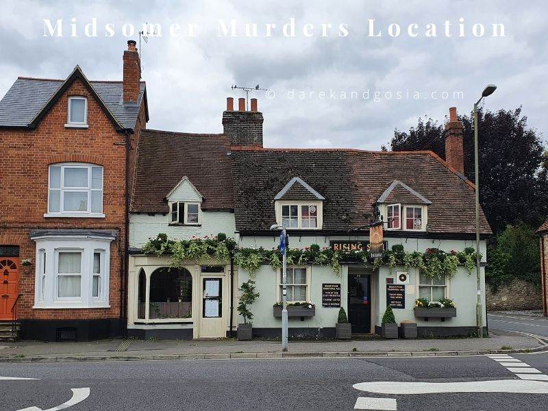 Midsomer Murders locations - Thame