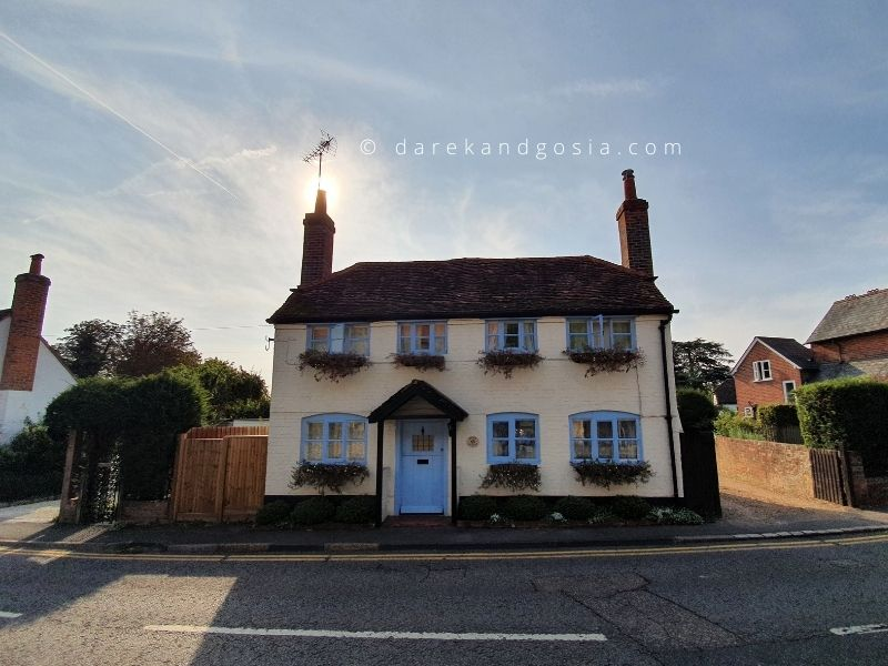 Places to visit nearby Pangbourne