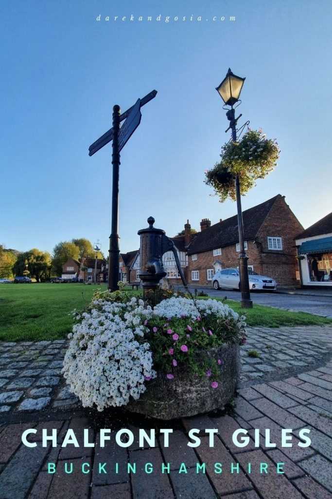 Things to do in Chalfont St Giles