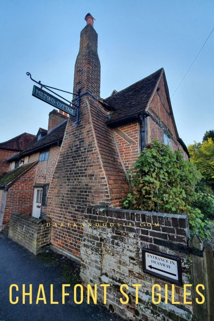 Things to do in Chalfont St. Giles