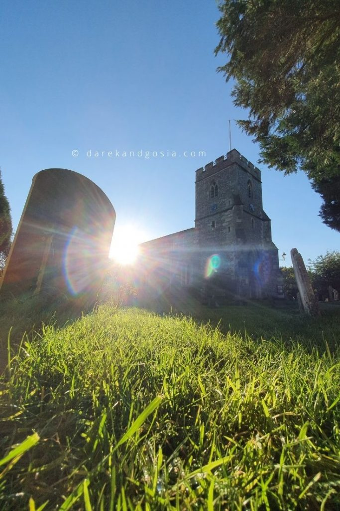 Things to do in Chalfont St. Giles Buckinghamshire - Chalfont St Giles Parish Church