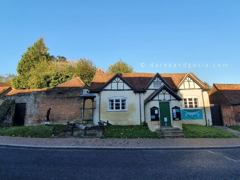 Things to do in Chalfont St. Giles Buckinghamshire - Reading Room