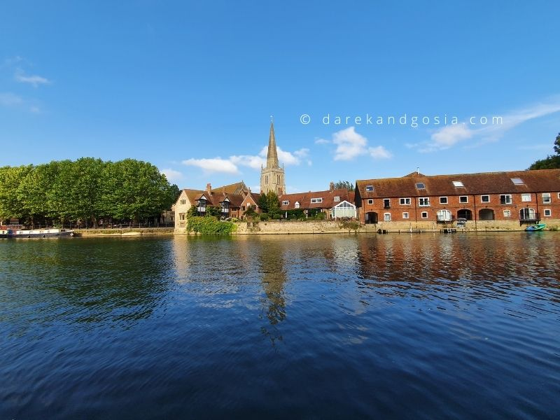 Things to do in Oxfordshire - Abingdon