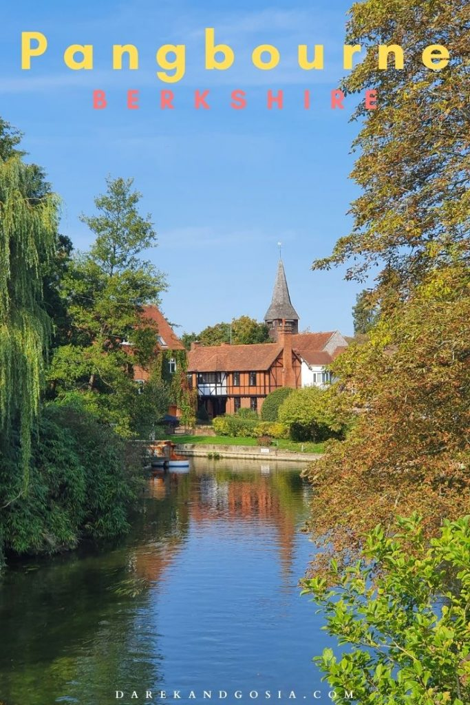 Things to do in Pangbourne Berkshire