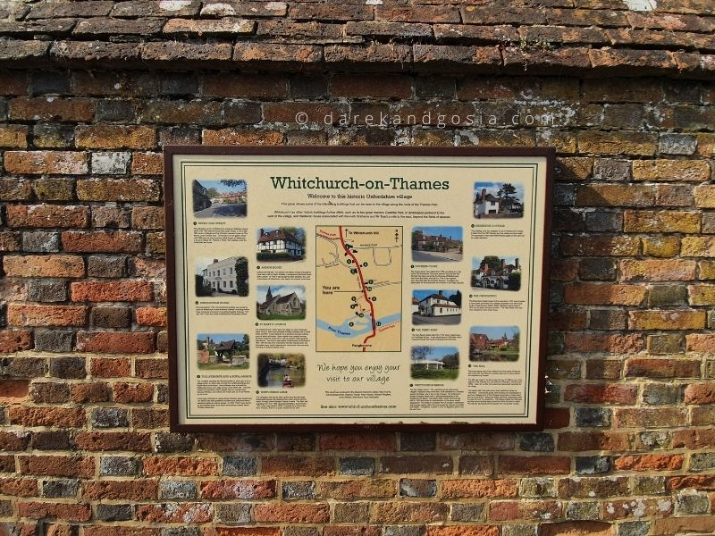 Walk to Whitchurch-on-Thames