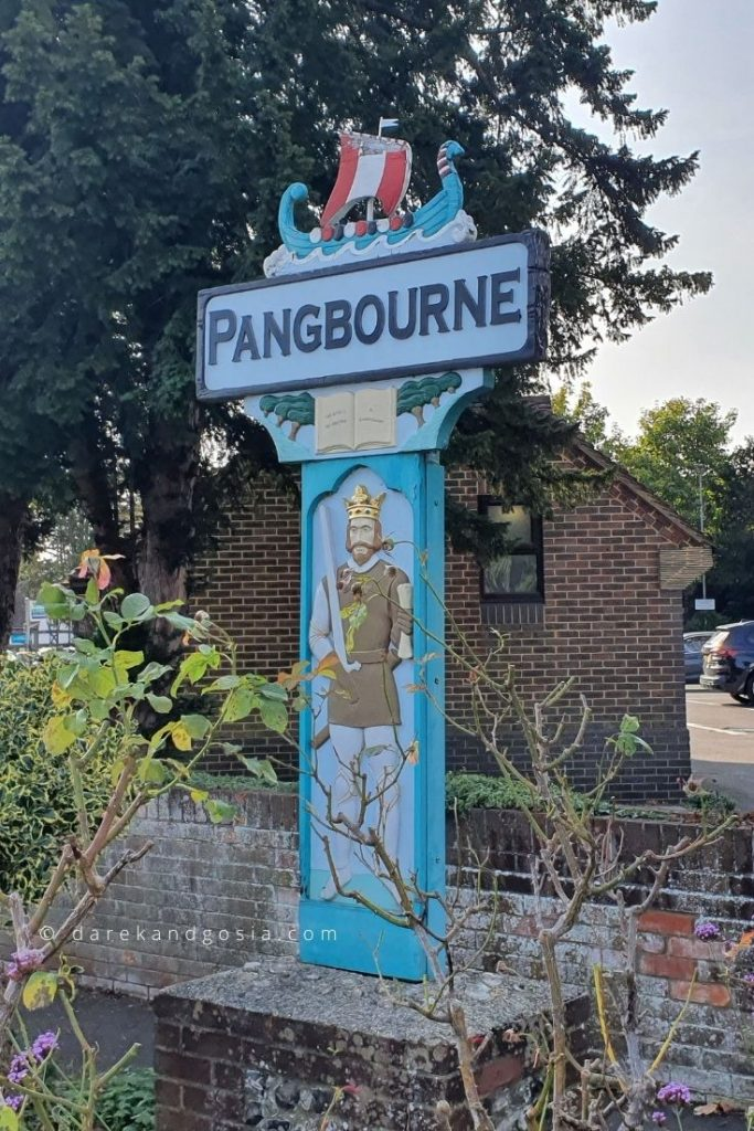 What is Pangbourne famous for