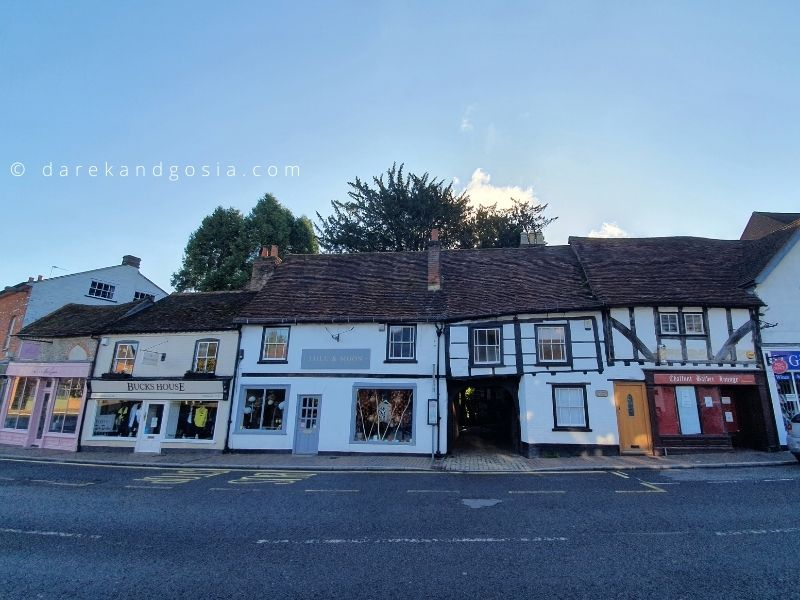 What to do in Chalfont St. Giles - High Street