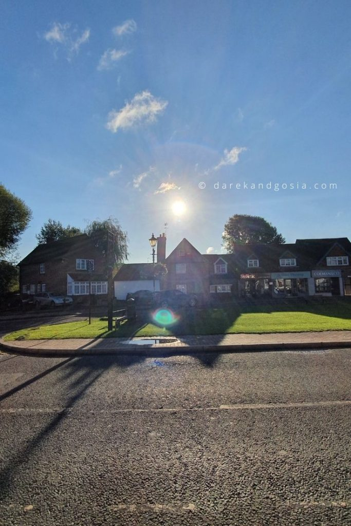 Where to stay in Chalfont St Giles