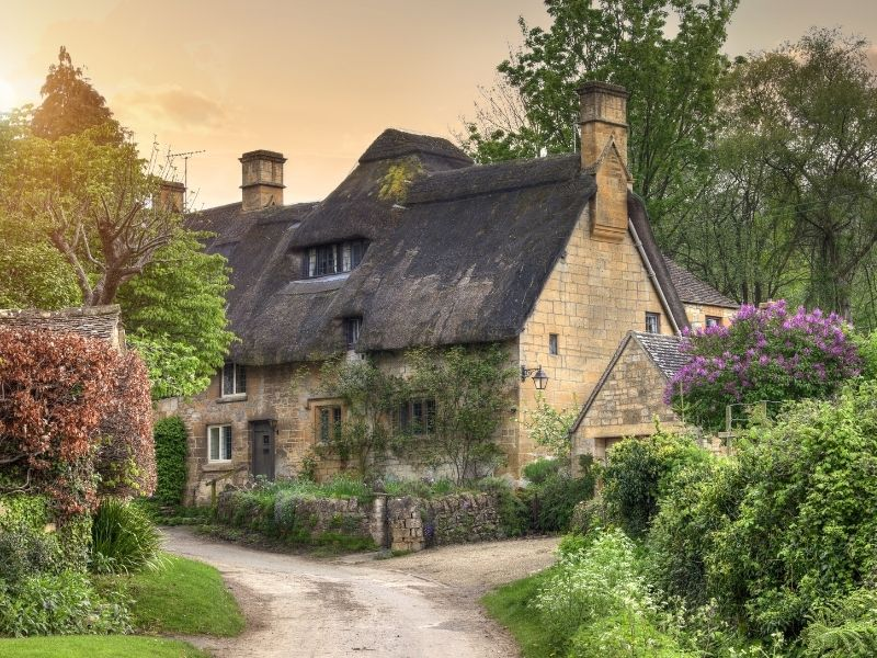 Best Cotswold village to stay in - Stanton