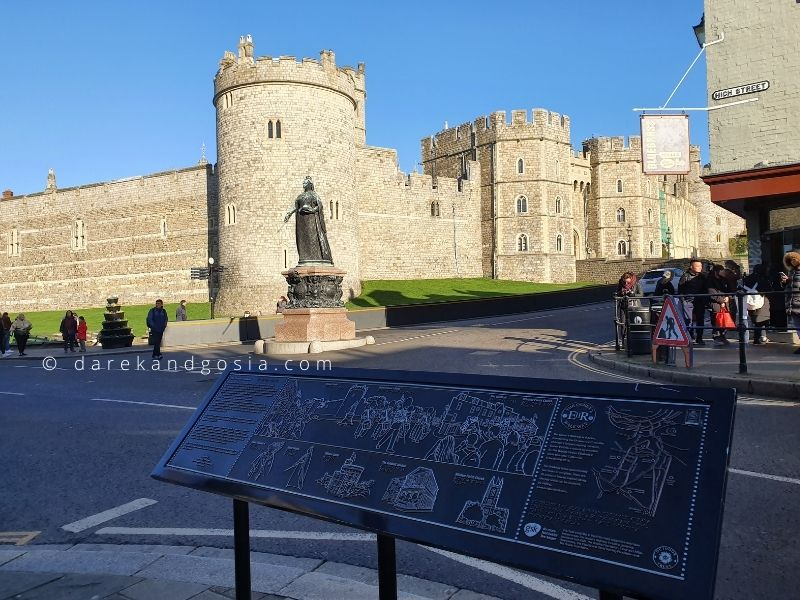 Best London commuter towns - Windsor