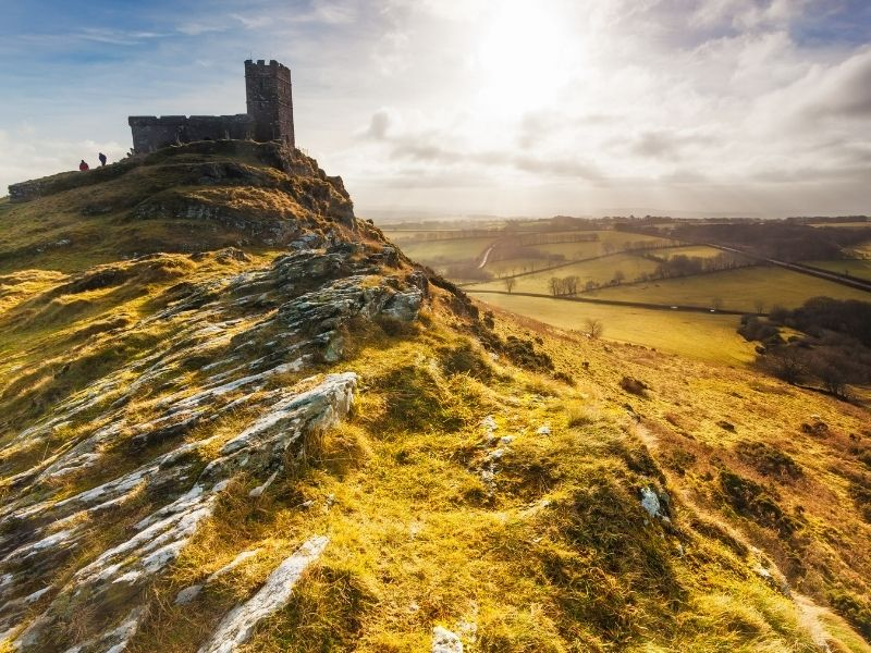 Best places in south England - Dartmoor National Park