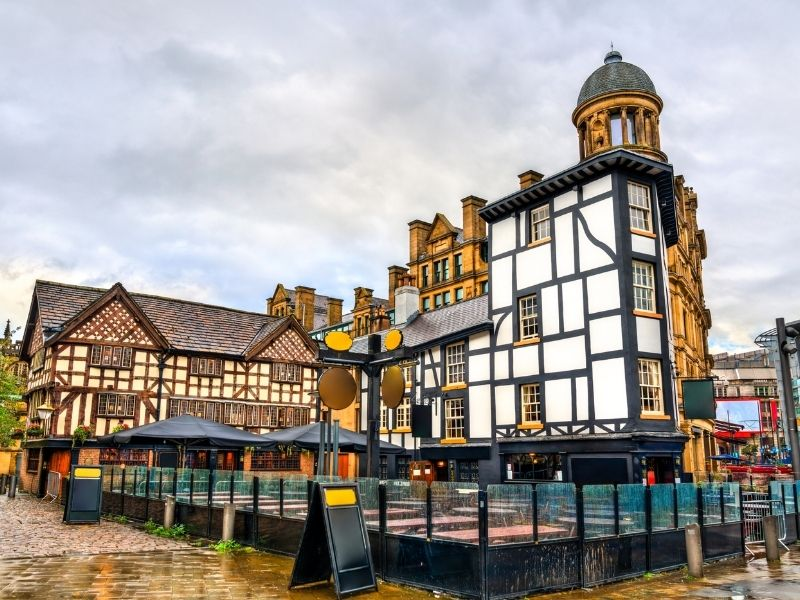 Best places to visit in England - Manchester