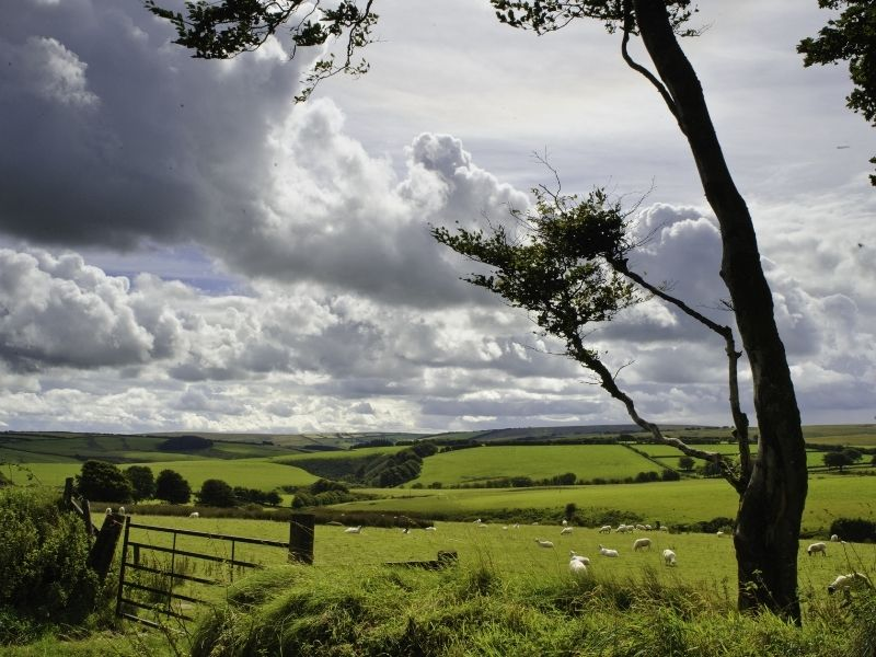 Best places to visit in the south of England - Exmoor National Park