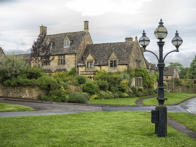 Best villages in Cotswolds - Chipping Campden