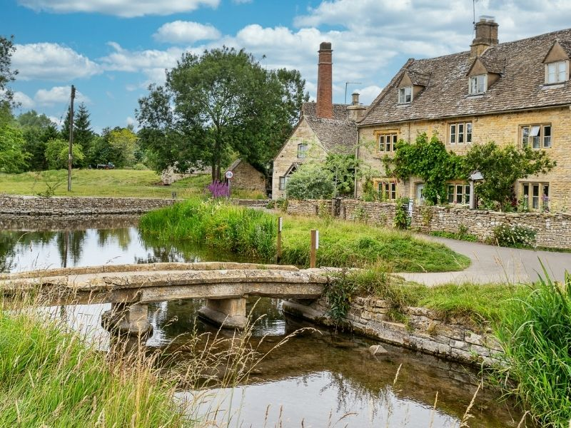 Best villages in the Cotswolds - The Slaughters