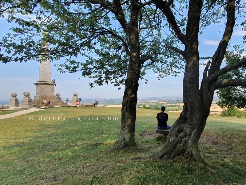 Hiking in the Chilterns - Coombe Hill