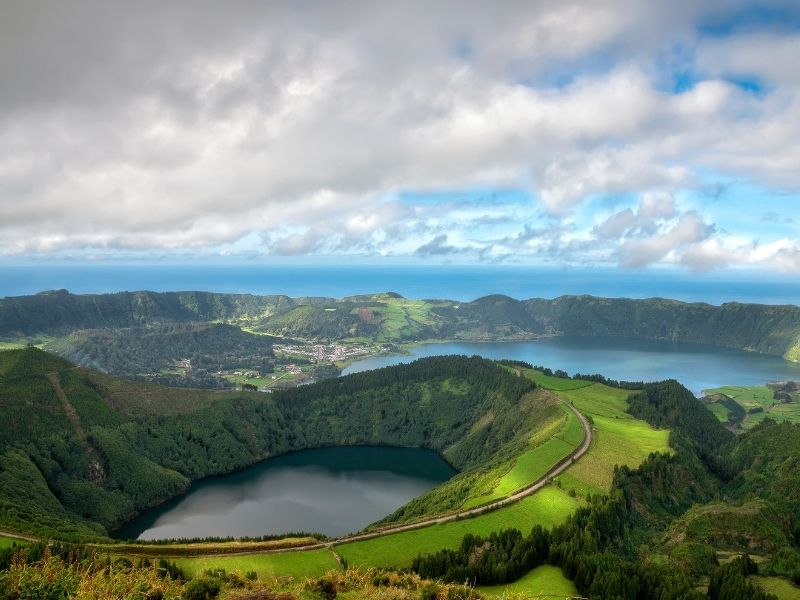 Islands in Europe for vacation - Sao Miguel Azores