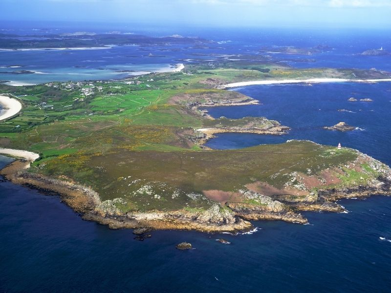 Landmarks of Britain - Isles of Scilly