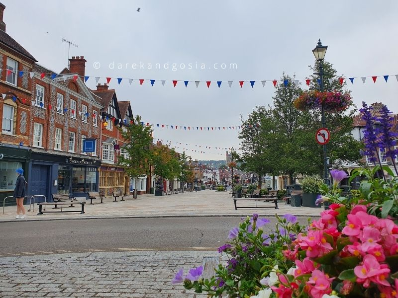London commuter towns - Henley-On-Thames