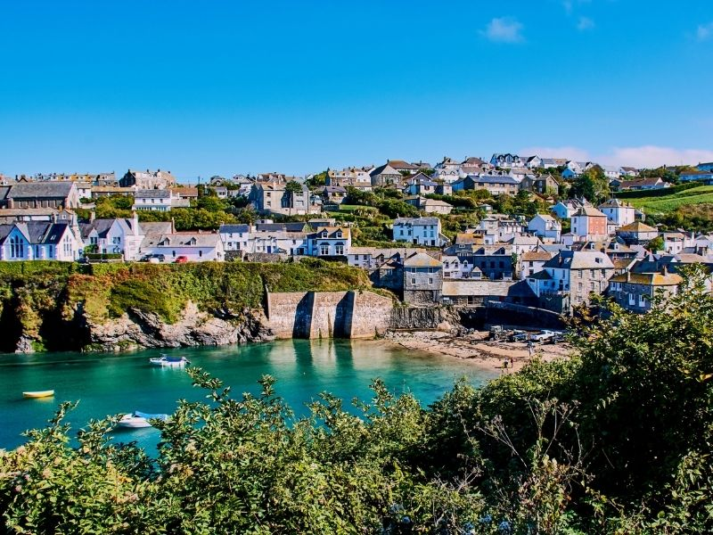 Magical places in the UK - Cornwall