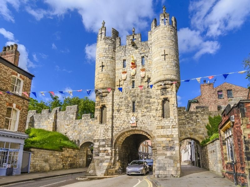 Magical places to visit UK - York