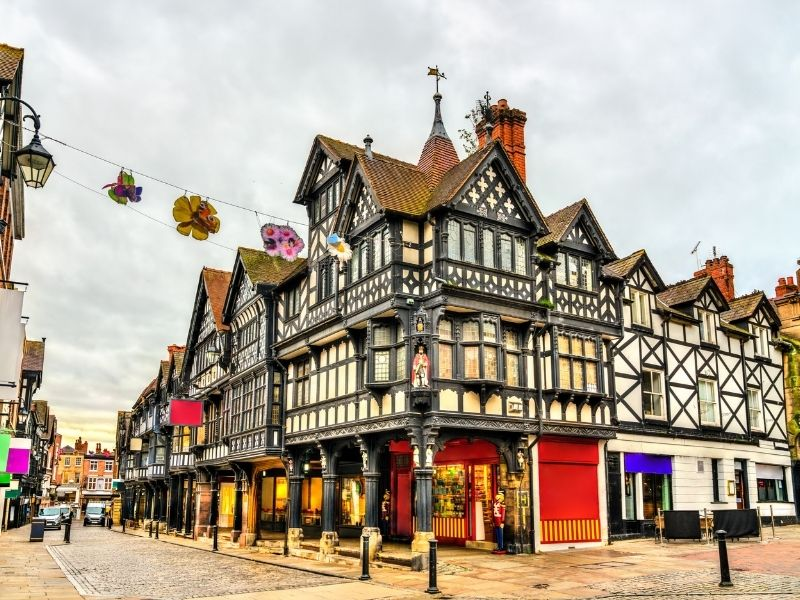 Most magical places in UK - Chester