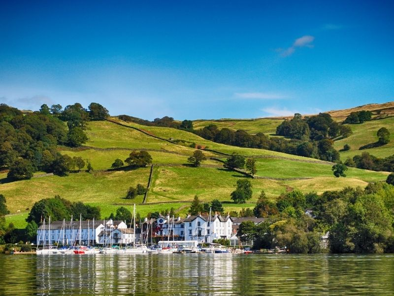Nice places to visit in England - Lake District