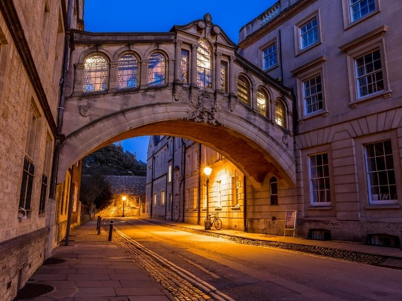Places to see in south England - Oxford