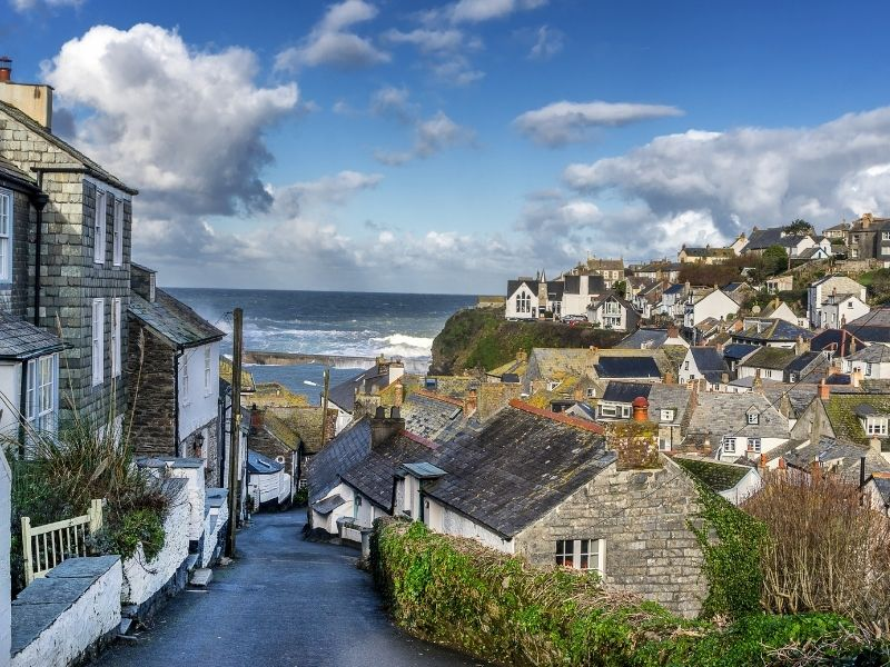 Places to visit in south of England - Cornwall