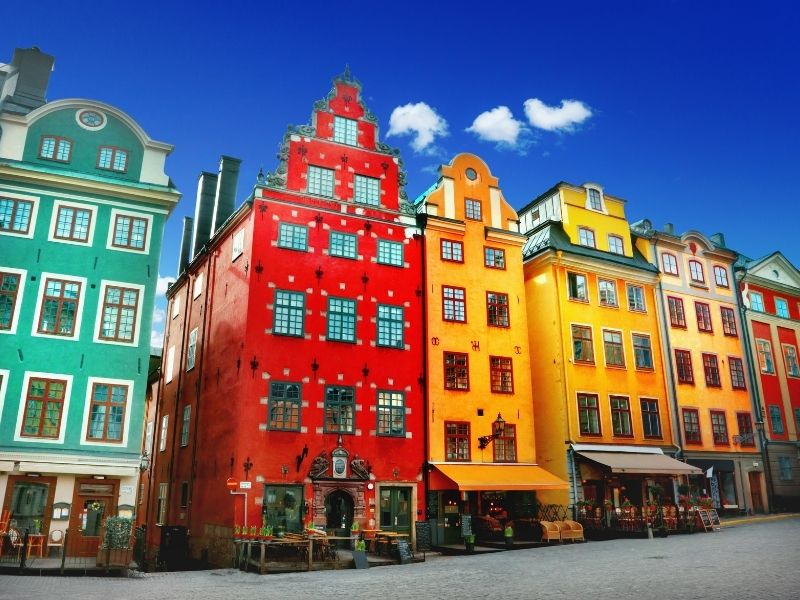 Romantic city breaks Europe - Stockholm