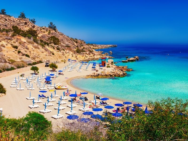 Romantic places to visit in Europe - Cyprus