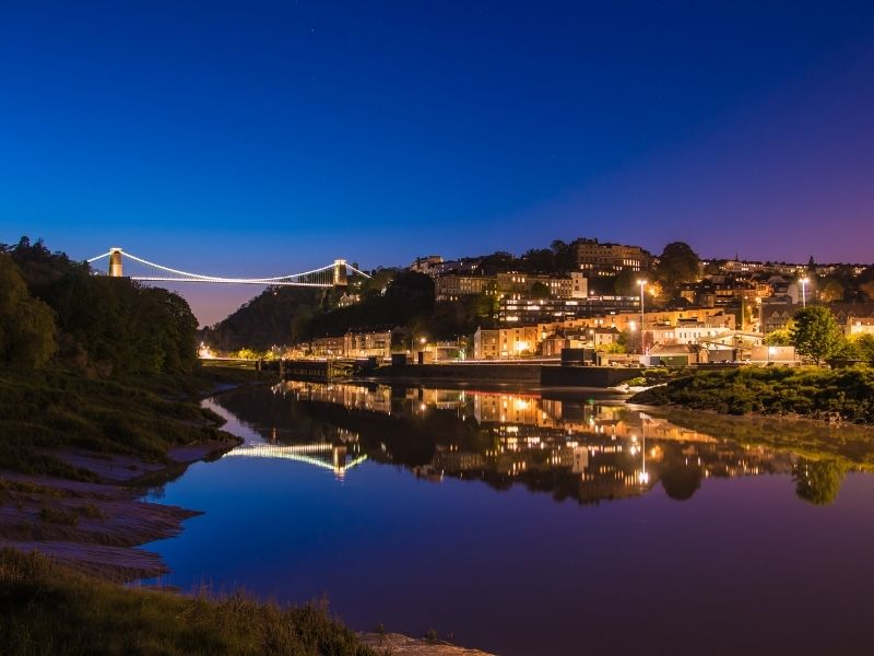 South England best places to visit - Bristol