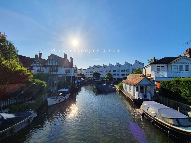 Top London commuter towns - Marlow