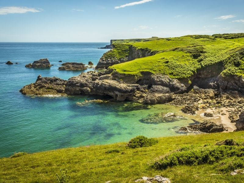 Very cheap weekend breaks UK - Pembrokeshire Coast