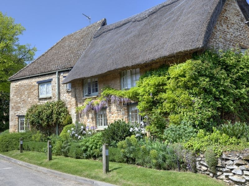 Villages in the Cotswolds - Kingham