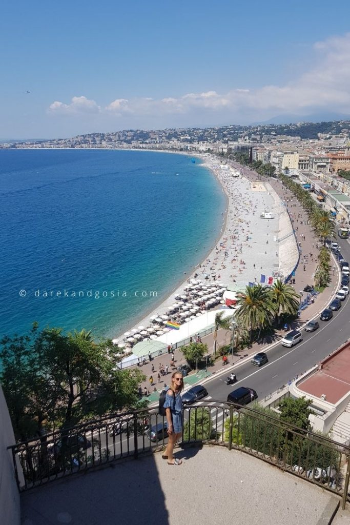 Warmest place in Europe in May - French Riviera