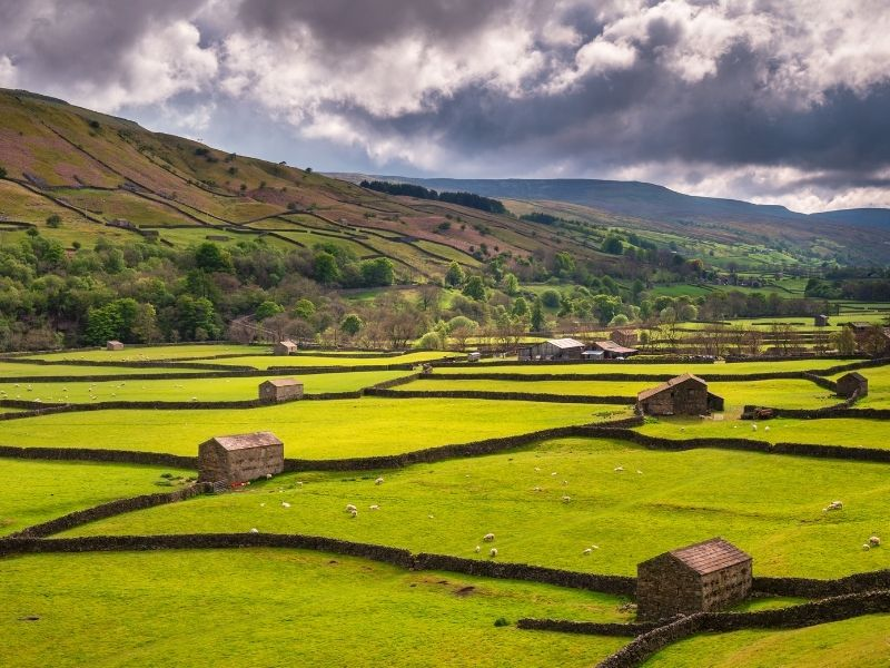 Weekends away in UK - Yorkshire Dales