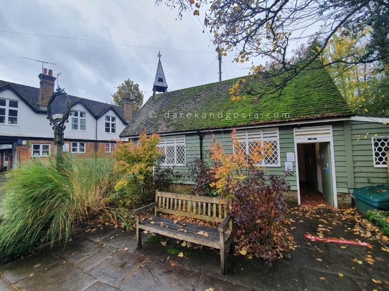 Attractions south England - Shere Village