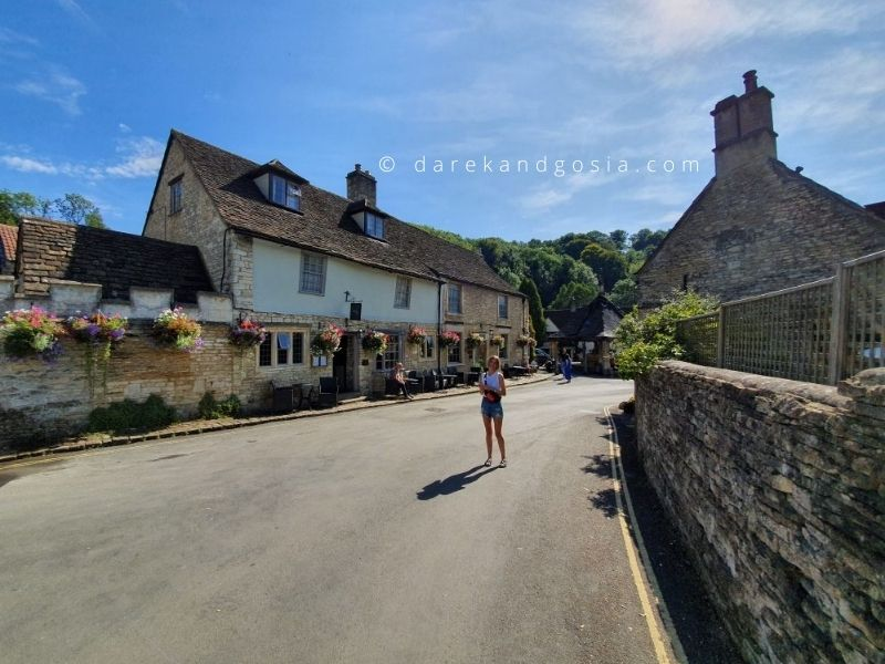 Best places to visit south of England - Castle Combe